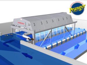 Hydrotech Drumfilter